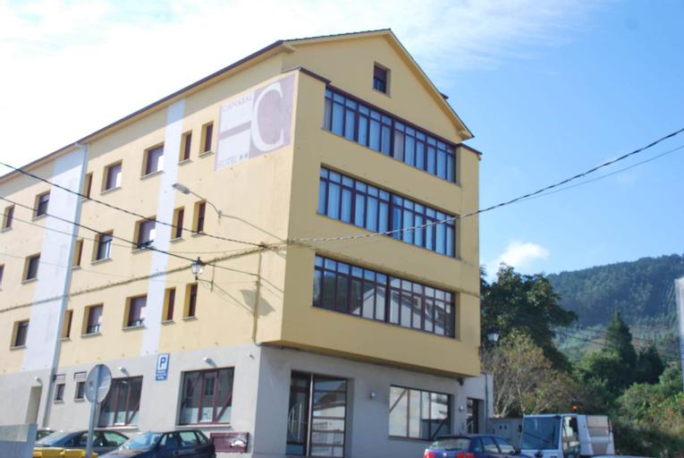 Hotel Canabal, Lugo