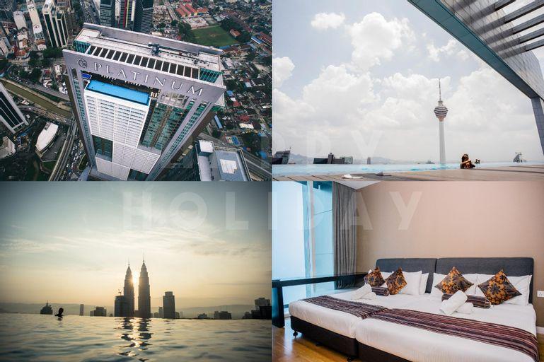 Happyholiday's Platinum Suites near KLCC, Kuala Lumpur