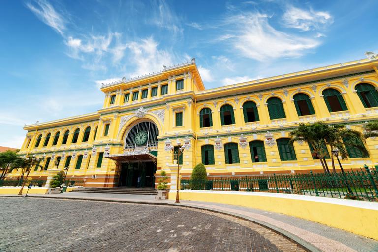 City House Apartment - Saigon Paramount, Quận 1
