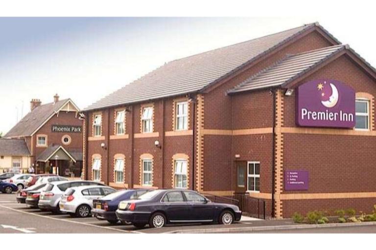 Premier Inn Glasgow - Paisley, Renfrewshire