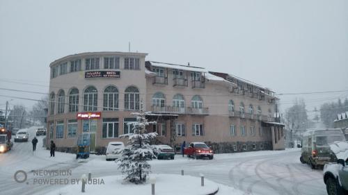 Old Bakuriani, Borjomi