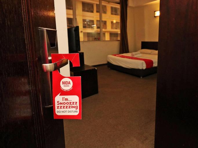 Nida Rooms Johor Bahru City Center At Hotel Ar Raudhah, Johor Bahru