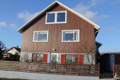 Lejligheder pa Heygsmannavegur 15, Tórshavn