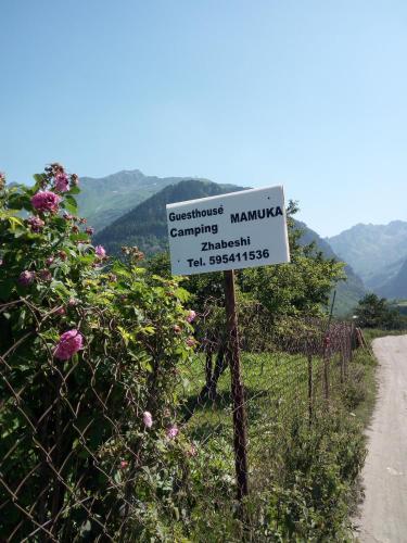 Guesthouse MAMUKA zhabesh, Mestia