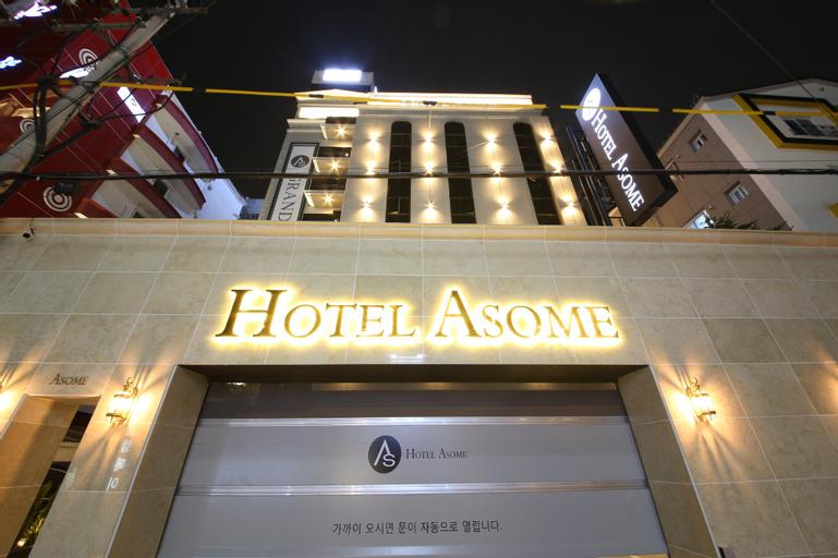 Asome Hotel, Gimhae