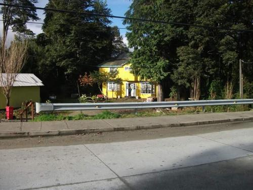 La Casa Amarilla, Aisén