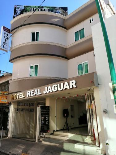 Hotel Real Jaguar, Tuxtla Gutiérrez