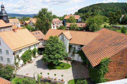 Ferienappartments Kirchhof, Wartburgkreis