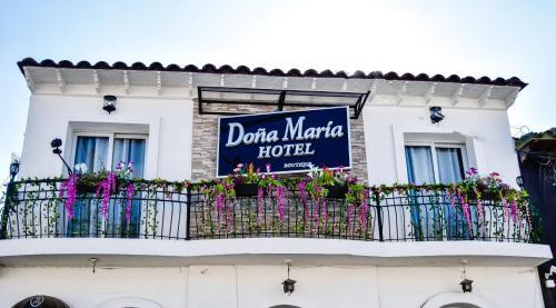 Dona Maria Hotel Boutique, Ocaña