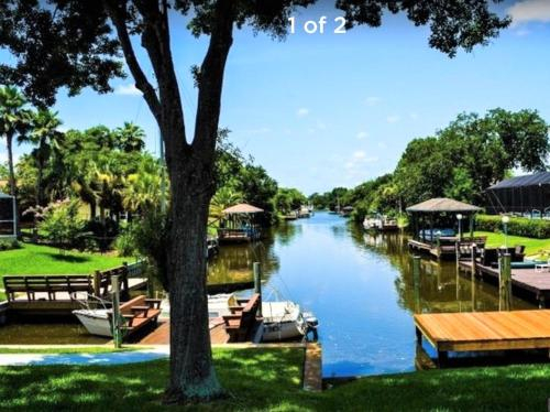 Waterfront Whole House 3br 4ba Amazing View nr All, Flagler