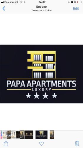 Papa Apartments,