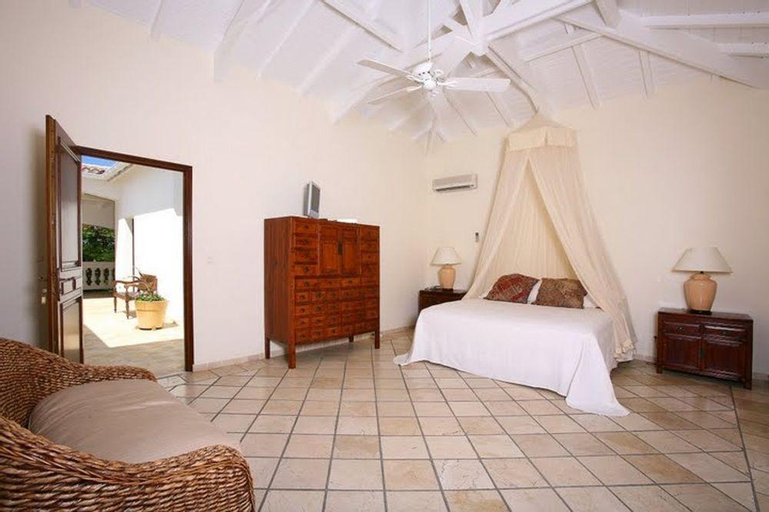 Villa With 5 Bedrooms in Saint Martin, With Wonderful sea View, Privat,