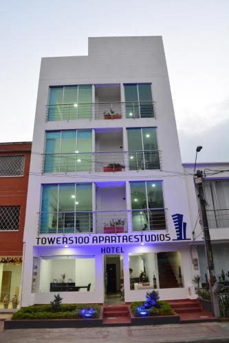 Towers100 Aparta Estudios, Apartadó