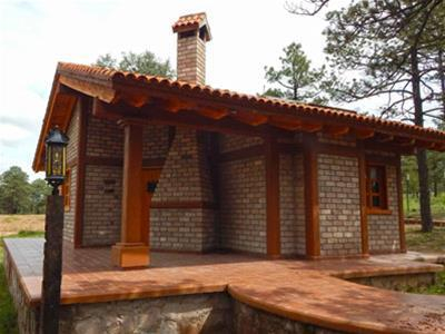 Otinapa Sierra Camps, Durango