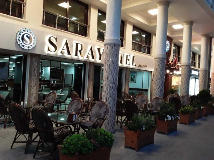 Sami Akar Saray Otel, Merkez