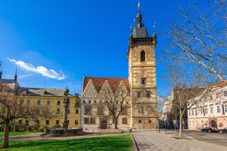 Residence Praha Apartment 3C, Praha 3