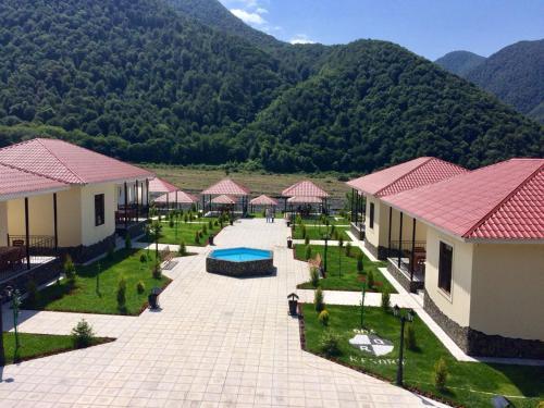 Qax Resort, Qax