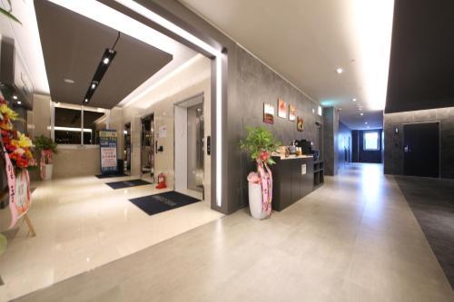 Sinhang The K Hotel, Jinhae