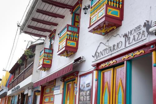 Hotel Santuario Plaza, Apía