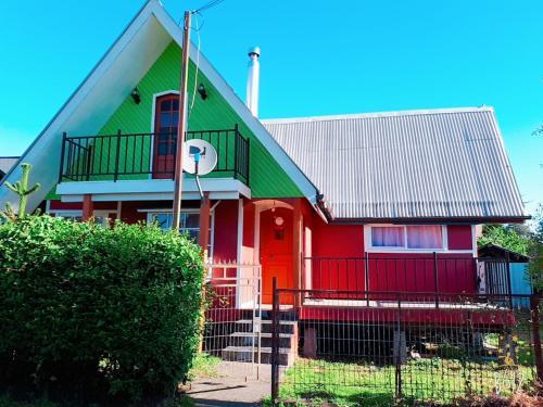 cabana vista, Osorno