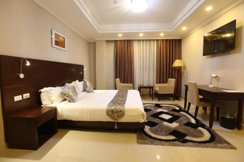 Geza Apartment Hotel, Addis Abeba