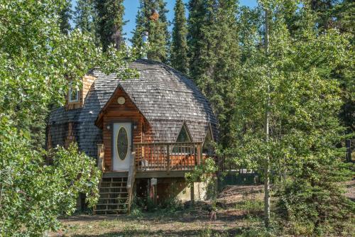 Aurora-Sun Cottage, Yukon