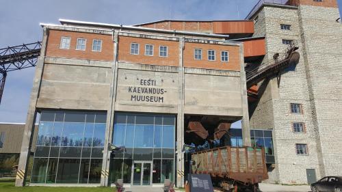 Kaevandusmuuseumi Hostel, Kohtla-Nõmme