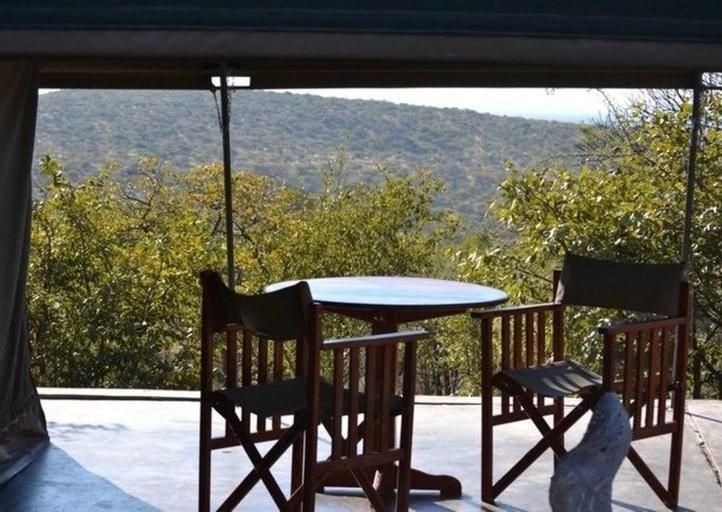 Mondjila Safari Camp - Campsite, Outjo