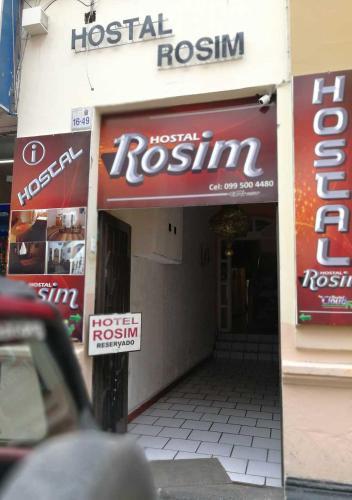 Hotel Rosim, Latacunga
