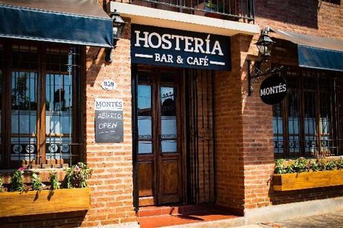 Montes Hosteria & Bar Cafe, San Ignacio