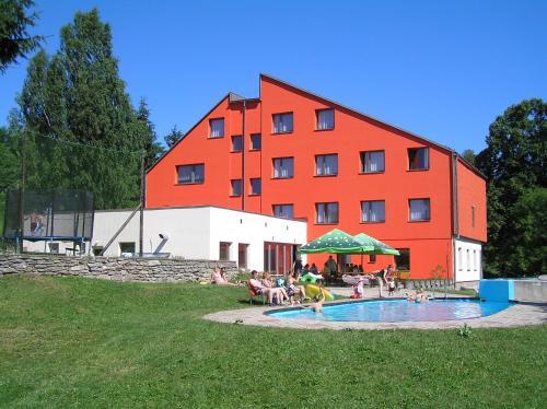 Hotel Na Trojce, Šumperk