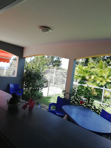 House With one Bedroom in Bouillante, With Enclosed Garden and Wifi - 3 km From the Beach, Bouillante