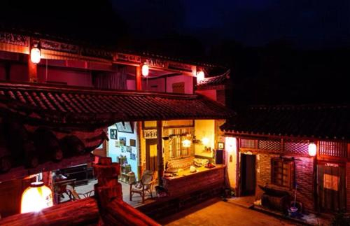 Nuodeng Fujia Liufang Hostel, Dali Bai