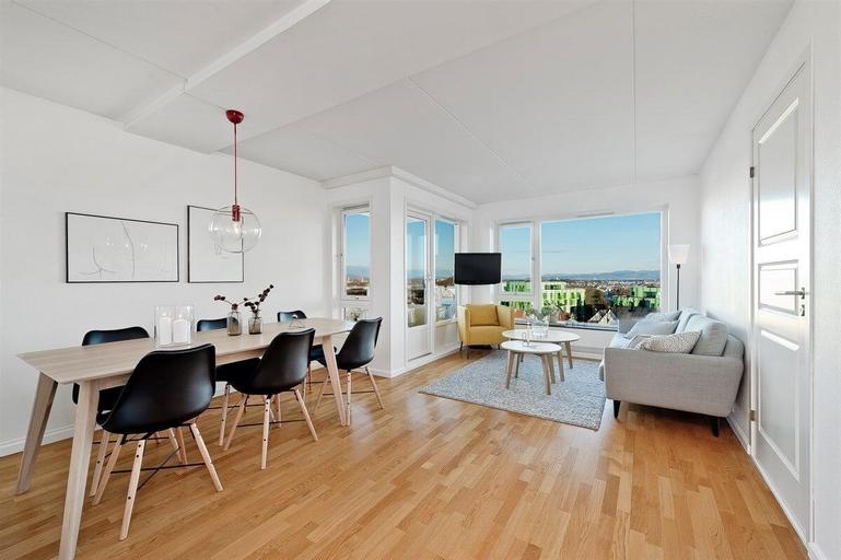 Penthouse Close To City Centre, Stavanger