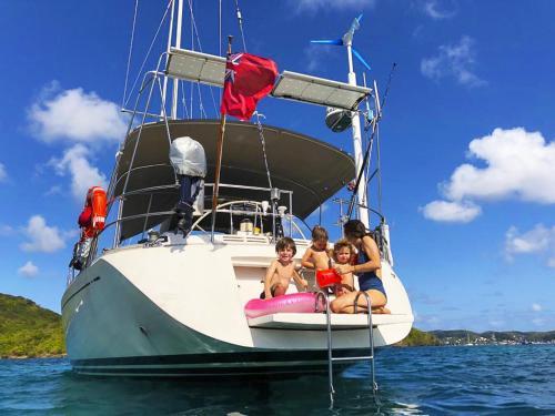 SWAN Sailing Luxury, Kuna Yala
