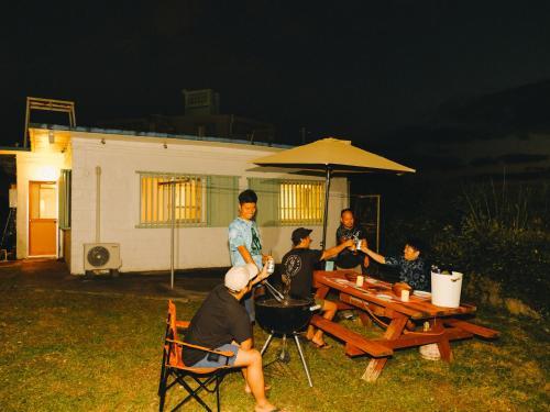Whale Okinawa, Yomitan