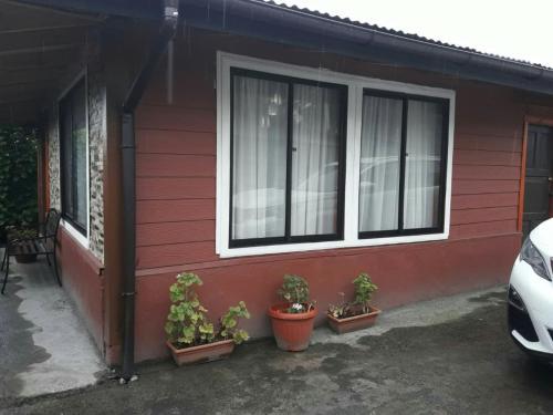 Alojamientos Gonkar, Cautín