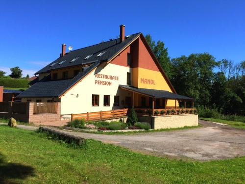 Pension Mandl, Ústí nad Orlicí