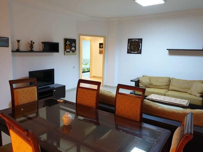 Amazing 3 bedroom flat 2min to the beach, Sousse Médina
