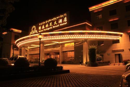 Botai Linzhi Hotel, Nyingtri