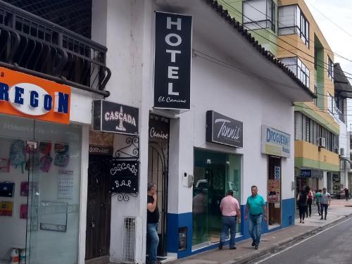 HOTEL EL CAMINO, Ocaña