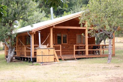 Karku Lodge, Cautín