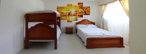 Hotel el Paraiso del Valle, Valle de San José