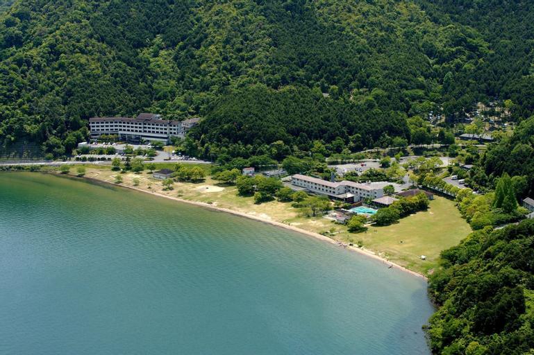 Kyukamura Ohmi-Hachiman, Lake Biwa