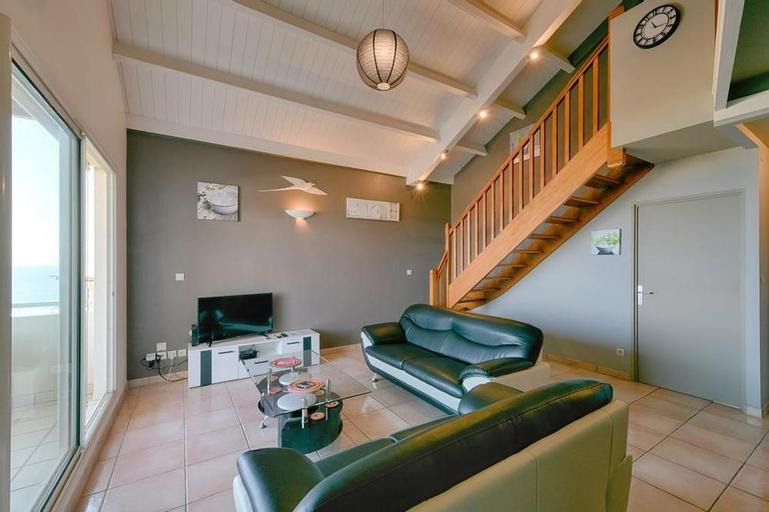 Appartement Ty Kaz Dodo, Saint-Paul