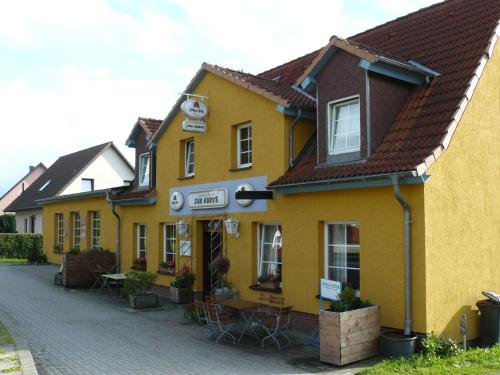 Pension bei Stralsund, Vorpommern-Rügen