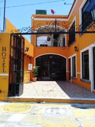 Hotel Central Plaza, Carmen