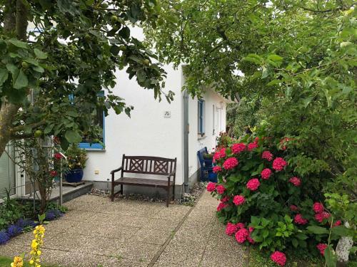 Ferienwohnung mit Garten, Vorpommern-Rügen