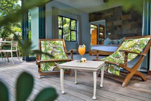 Domaine Desaubin Luxury Villas,