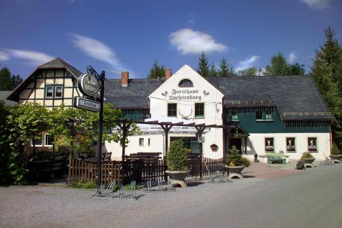 Hotel Forsthaus Luchsenburg, Bautzen